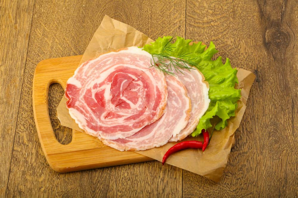 How to Cut Frozen Meat