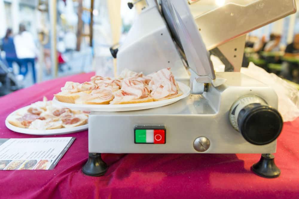 Troublesome meat slicers