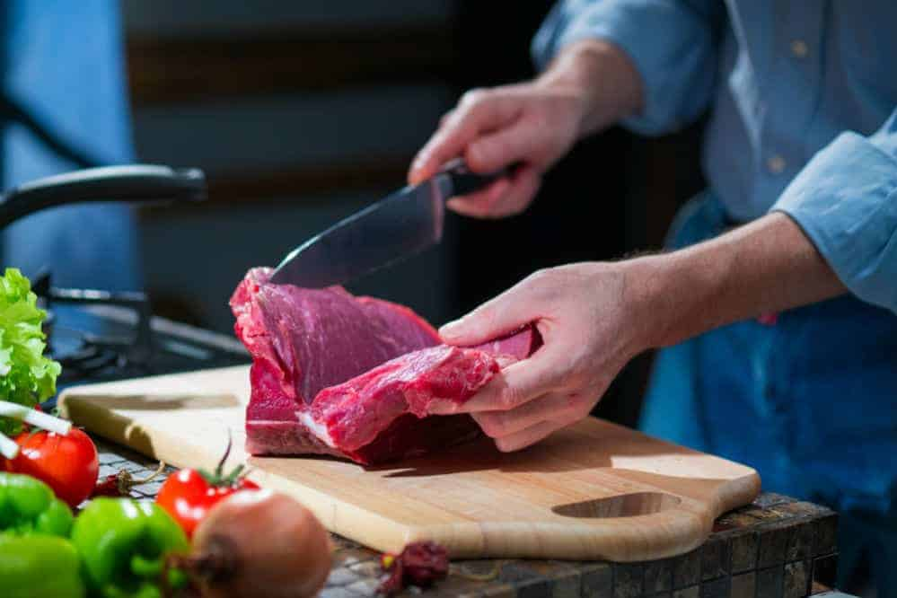 What Does It Mean to Cut Meat Against the Grain