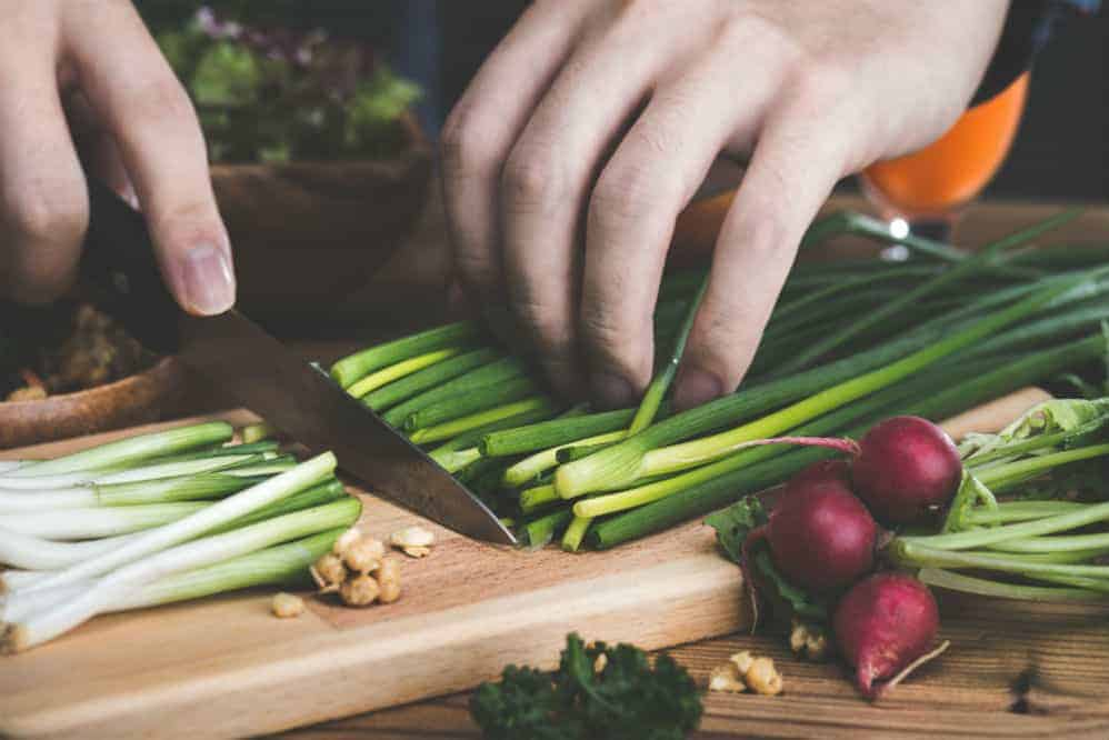 How to Use a Paring Knife for Various Food Prep Tasks